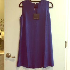 Mercer & Madison Blue sleeveless dress